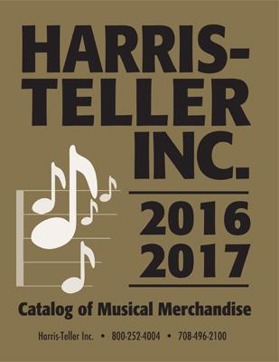 Harris Teller 2016-2017 Catalog
