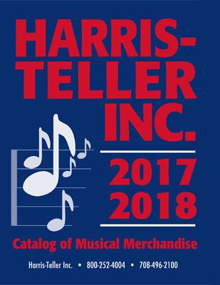 Harris Teller 2017-2018 Catalog