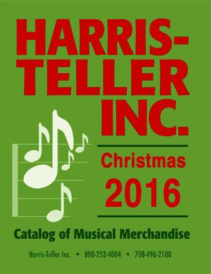 Harris Teller Christmas 2016 Catalog
