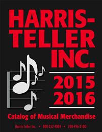 Harris Teller 2015-2016 Catalog