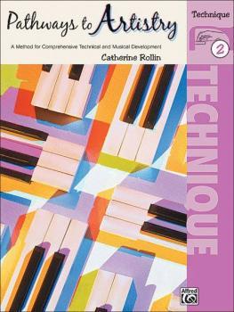 Pathways to Artistry: Technique, Book 2 (AL-00-16598)