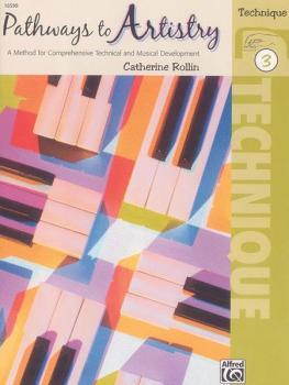 Pathways to Artistry: Technique, Book 3 (AL-00-16599)