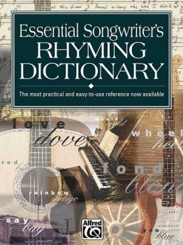Essential Songwriter's Rhyming Dictionary (AL-00-16637)
