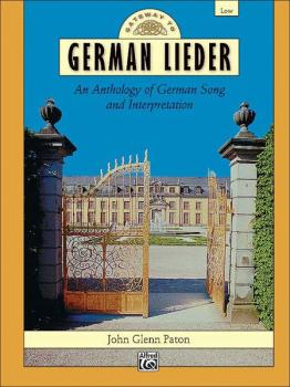 Gateway to German Lieder: An Anthology of German Song and Interpretati (AL-00-17617)