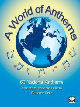 A World of Anthems (AL-00-20122UK)