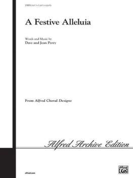 A Festive Alleluia (AL-00-21073)