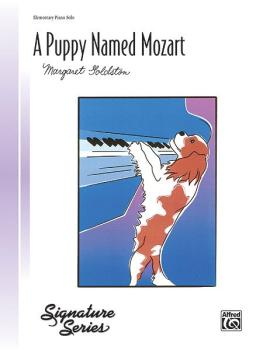 A Puppy Named Mozart (AL-00-21314)
