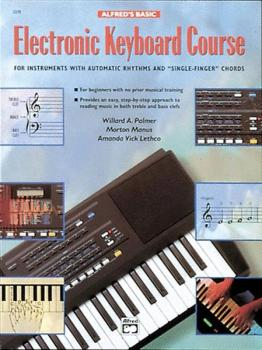 Alfred's Basic Electronic Keyboard Course (AL-00-2238)