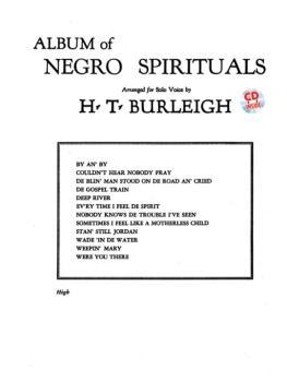 Album of Negro Spirituals (AL-00-27268)