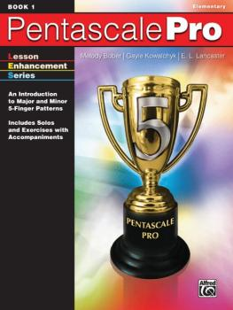 Pentascale Pro, Book 1: An Introduction to Major and Minor 5-Finger Pa (AL-00-31999)