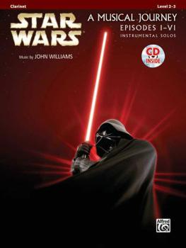 <I>Star Wars</I>® Instrumental Solos (Movies I-VI) (AL-00-32104)