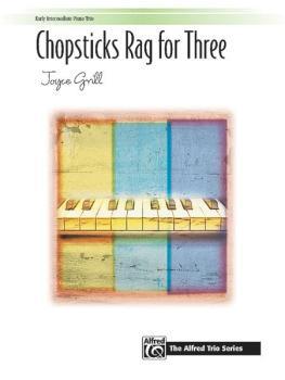 Chopsticks Rag for Three (AL-00-33233)