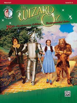 <I>The Wizard of Oz</I> Instrumental Solos: 70th Anniversary Edition (AL-00-33957)