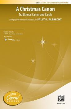 A Christmas Canon: Traditional Canon and Carols (AL-00-35584)