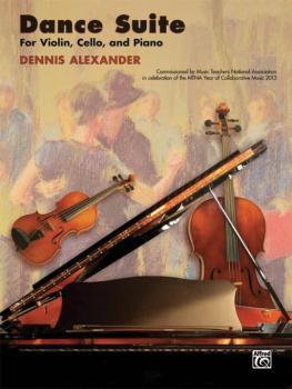Dance Suite (For Violin, Cello, and Piano) (AL-00-40782)