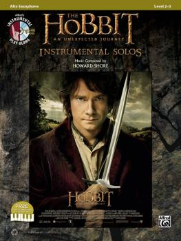 <i>The Hobbit: An Unexpected Journey</i> Instrumental Solos (AL-00-40973)