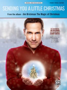 Sending You a Little Christmas (From the Album <i>Jim Brickman: The Ma (AL-00-42332)
