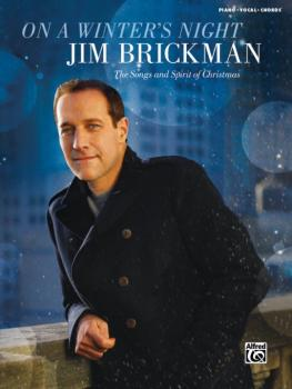 Jim Brickman: On a Winter's Night: The Songs and Spirit of Christmas (AL-00-44097)