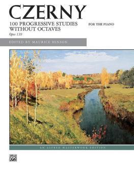 100 Progressive Studies without Octaves, Op. 139 (AL-00-4839)