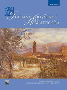 Italian Art Songs of the Romantic Era (AL-00-4954)