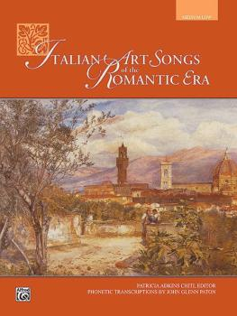 Italian Art Songs of the Romantic Era (AL-00-4955)