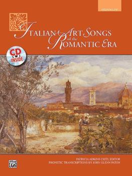 Italian Art Songs of the Romantic Era (AL-00-4971)