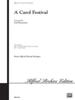 A Carol Festival (AL-00-5783)