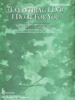 (Everything I Do) I Do It for You (from <I>Robin Hood: Prince of Thiev (AL-00-7155ESMX)