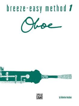 Breeze-Easy Method for Oboe, Book I (AL-00-BE0011)
