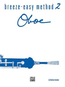 Breeze-Easy Method for Oboe, Book II (AL-00-BE0012)