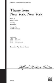 <I>New York, New York,</I> Theme from (AL-00-CH9924)