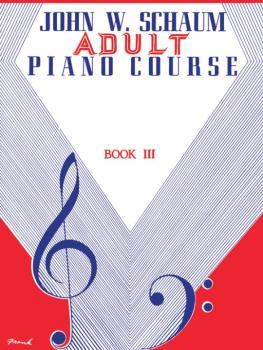 Adult Piano Course, Book 3 (AL-00-EL00213)
