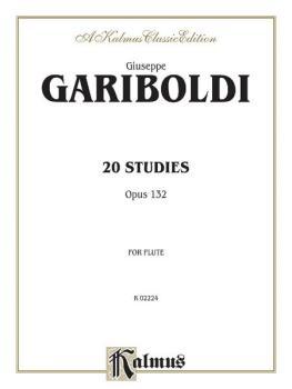 20 Studies, Op. 132 (AL-00-K02224)