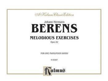 Melodious Exercises, Op. 62 (AL-00-K03207)