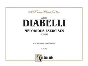 Melodious Exercises, Op. 149 (AL-00-K03402)
