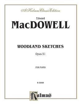 Woodland Sketches, Op. 51 (AL-00-K03649)