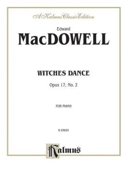Witches Dance, Op. 17, No. 2 (AL-00-K03655)