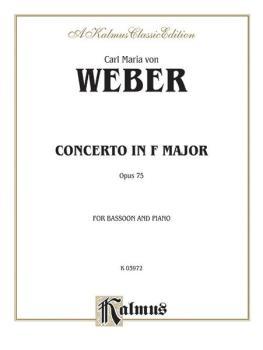 Bassoon Concerto, Op. 75 (Orch.) (AL-00-K03972)