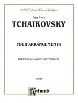 Arrangements from Dargomyzhsky, von Weber, Rubinstein, etc. (AL-00-K04073)