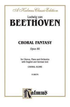 Choral Fantasy, Op. 80 (AL-00-K06074)