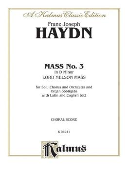 Mass No. 3 in D Minor (Lord Nelson or Imperial Mass) (AL-00-K06241)