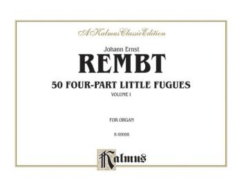 50 Four-part Little Fugues, Volume I (AL-00-K09098)
