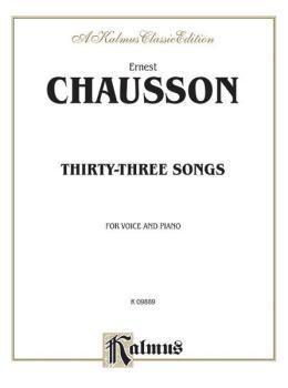 Thirty-Three Songs (AL-00-K09889)