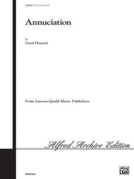 Annunciation (AL-00-LG51627)