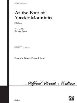 At the Foot of Yonder Mountain (AL-00-OCT9604)