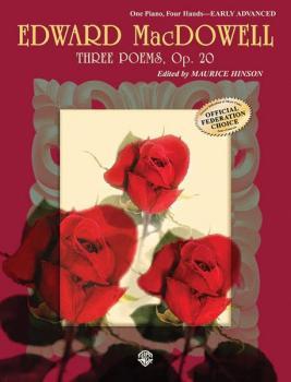 Three Poems, Op. 20 (AL-00-PA02283)