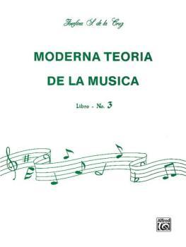 Moderna Teoría de la Música, Libro 3 (AL-00-S0014OPX)