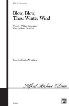 Blow, Blow, Thou Winter Wind (AL-00-SV9430)
