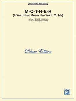 M-O-T-H-E-R (A Word That Means the World to Me) (AL-00-T5595MPV)