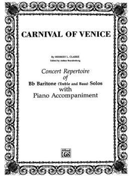 Carnival of Venice (AL-00-TS0060)